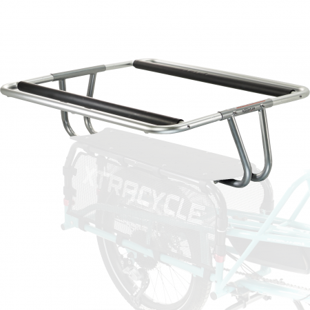 The hooptie, child hauling accessory for cargo bikes