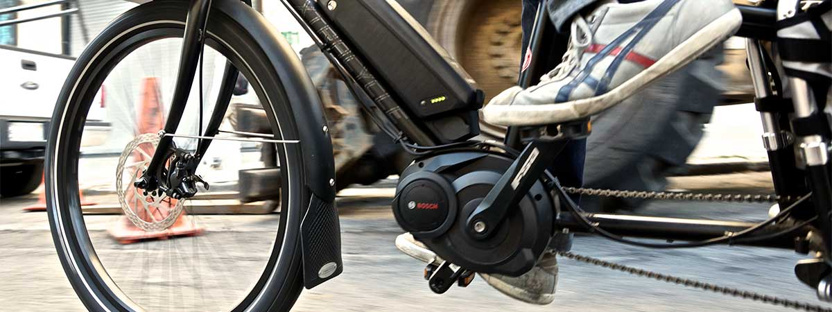 All About the Bosch Electric Bike Drive System | Xtracycle