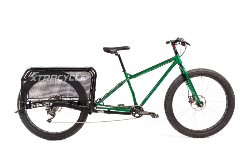 Meet the FreeRadical Leap | Xtracycle Cargo Bikes