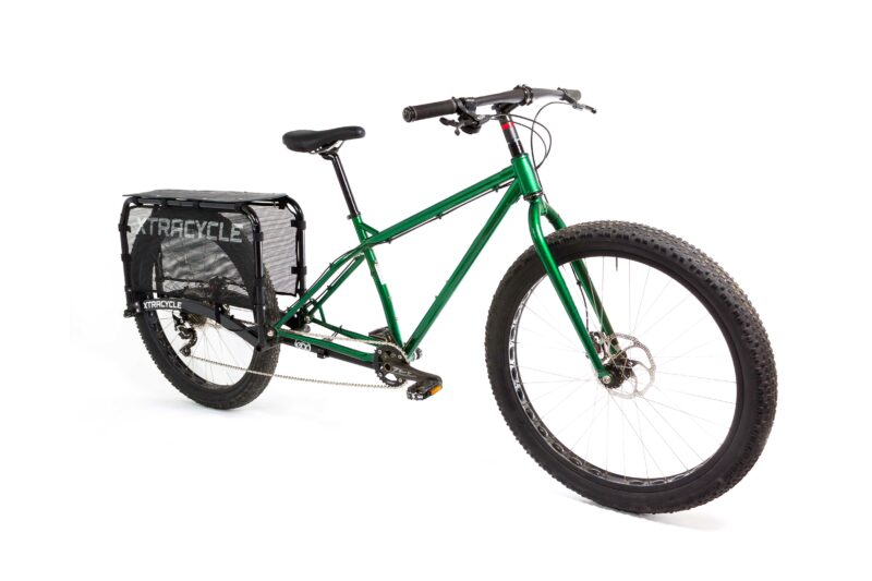 Meet the FreeRadical Leap   Xtracycle Cargo Bikes
