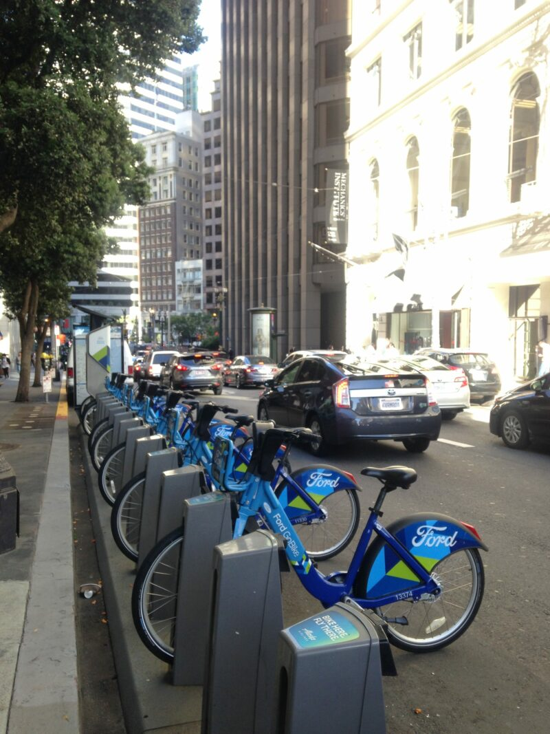 bay area ford gobike