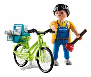 playmobil bike 4791