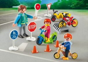 playmobil bike 5571
