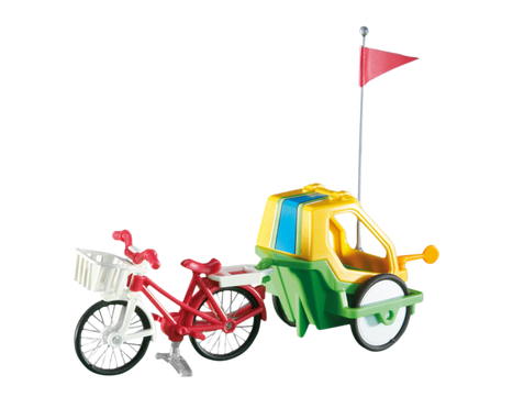 playmobil bike 6388