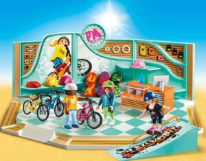 playmobil bike 9402