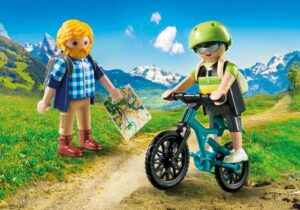 playmobil bike 9129
