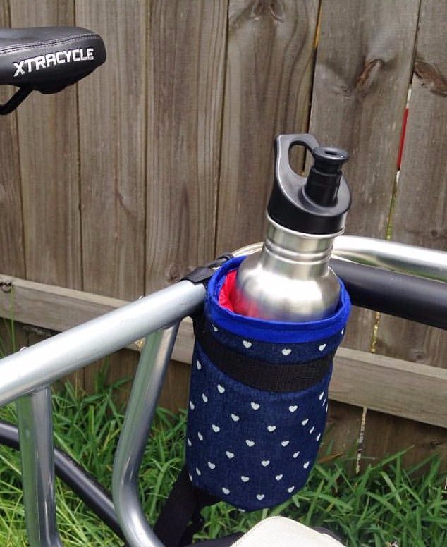 xtracycle bottle cages
