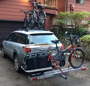 xtracycle car
