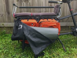 xtracycle sling set pannier