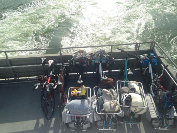 xtracycle ferry