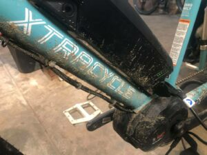 xtracycle clean
