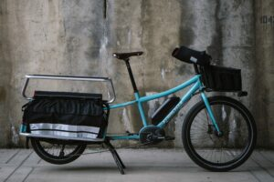 xtracycle electric cargo bike