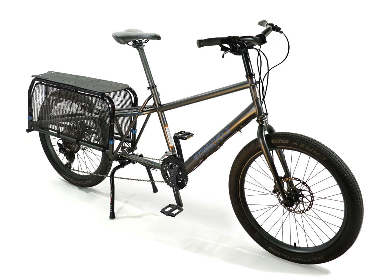 Will There Someday Be Bike In >> Rfa Utility Xtracycle Cargo Bikes