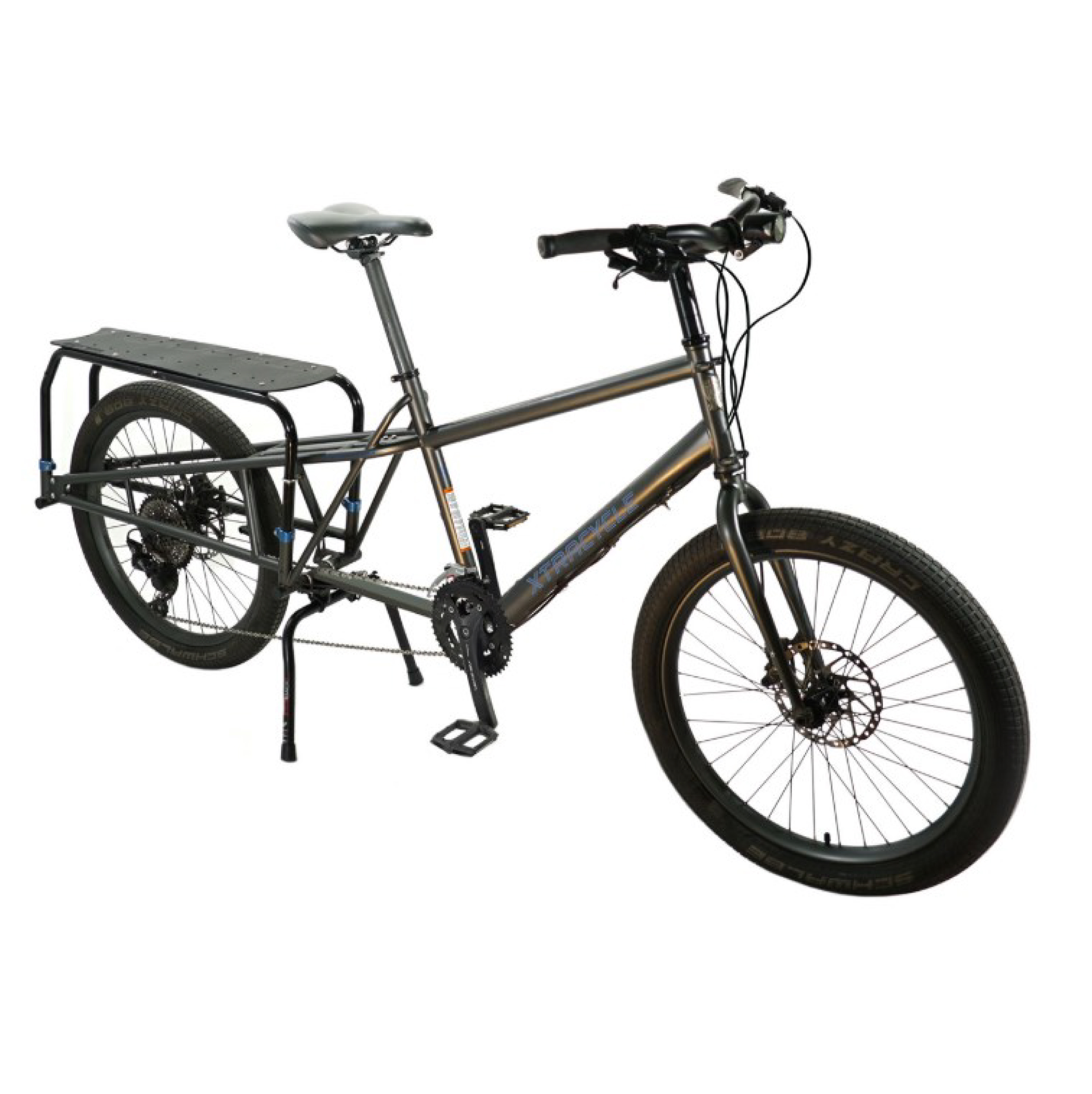 Product Manuals   Xtracycle Cargo Bikes